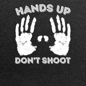 Hands Up Don't Shoot T-shirt - Jersey Beanie