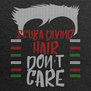 Gift for Hobby DIVING - Jersey Beanie