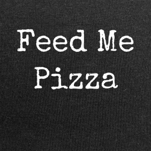 Feed me pizza - Jersey-Beanie