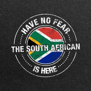 Have No Fear The South African Is Here Shirt - Jersey Beanie