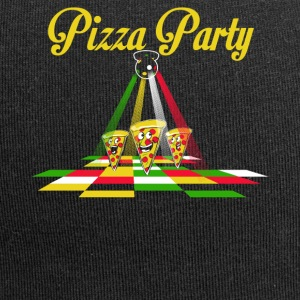 Pizza Party - Beanie in jersey