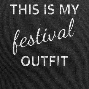 outfit festival - Jersey-Beanie