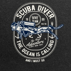 Scuba Diver Diving Taucher - Jersey-Beanie