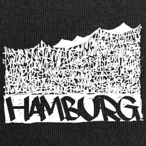 Hamburg Music Hall - White - Jersey Beanie