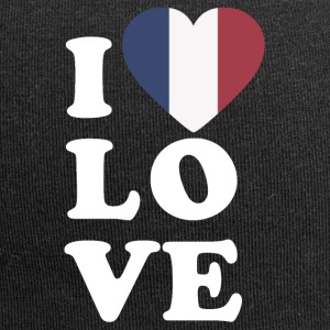 I love france - Jersey Beanie