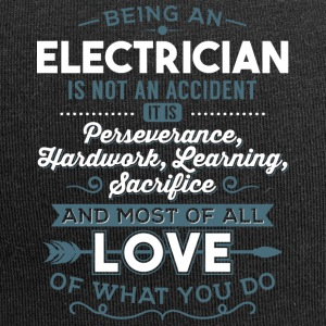 Love what you do - Electrician - Jersey Beanie