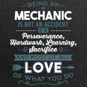 Love what you do - Mechanic - Jersey Beanie