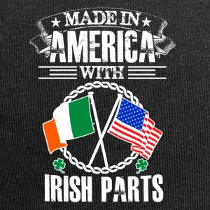 Made in America with Irish Parts - Jersey Beanie