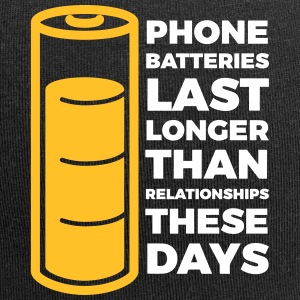 Phone Batteries Last Longer (2015) - Jersey-Beanie