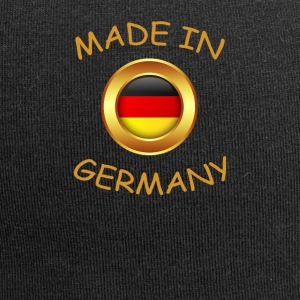 """MADE IN GERMANY"" - Beanie in jersey"