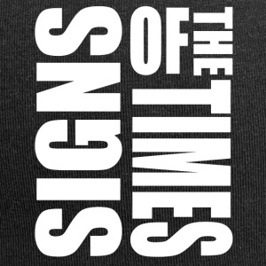 Signs of the times - Jersey Beanie