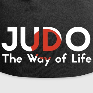 the judo way of life - Jersey Beanie