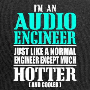 AUDIO ENGINEER - Jersey Beanie