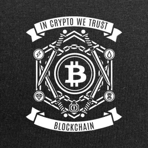 Bitcoin luotamme - Jersey-pipo