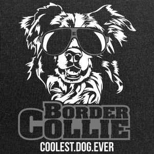 BORDER COLLIE coolest dog - Jersey-Beanie