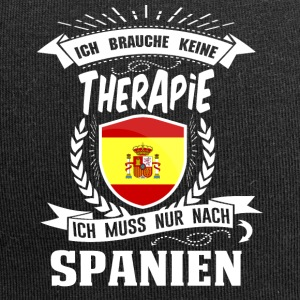 I do not need therapy Spain - Jersey Beanie