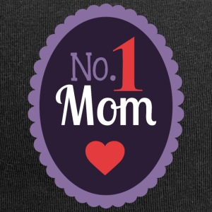 No 1 MOM - Bonnet en jersey