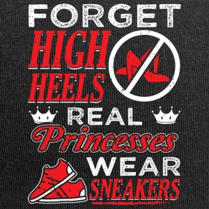 FORGET HIGH HEELS - SNEAKERS - Jersey Beanie