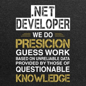 NET DEVELOPER Precision - Jersey Beanie