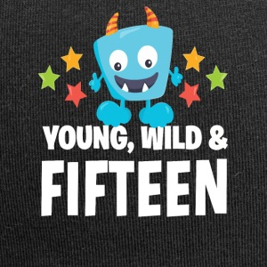 Young wild and Fifteen - Jersey Beanie