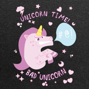 Bad Unicorn - Jersey Beanie
