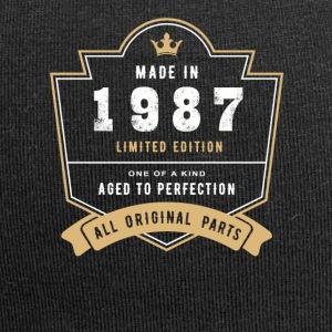 Made In 1987 Limited Edition All Original Parts - Jersey Beanie