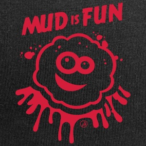 Mud is Fun - Jersey Beanie