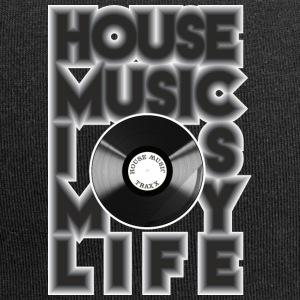 House Music is my life - Jersey-Beanie