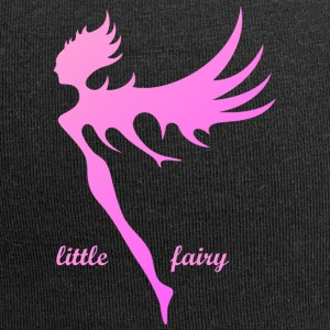 The small rosaviolette angel fairy - Jersey Beanie