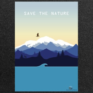 Save Nature - Jersey Beanie