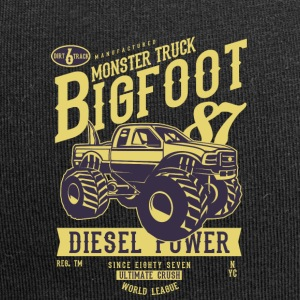 Monster Truck Big Foot - Jersey Beanie
