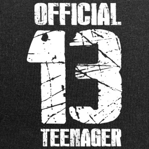 Official teenager 13th birthday gift - Jersey Beanie