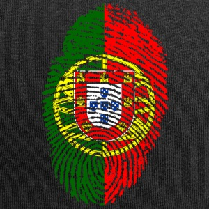 PORTUGAL FINGERPRINT T-SHIRT - Jersey Beanie
