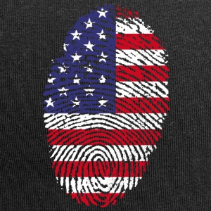 Fingerprint - USA - Jersey-Beanie