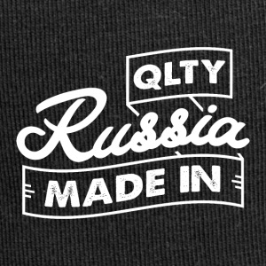 QLTY MADE IN RUSSIA - Jersey Beanie