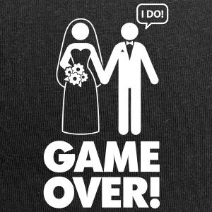 Game Over! I Am Married. - Jersey Beanie