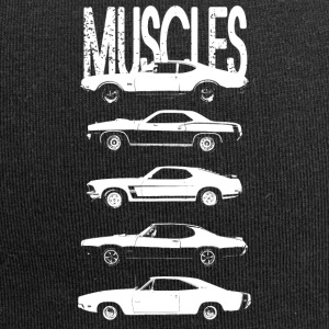 Muscles cars - Jersey Beanie