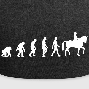 The Evolution Of Riding - Jersey Beanie