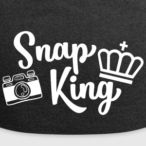 Snap King Funny Photography - lustig - Jersey-Beanie