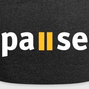 Pause - Jersey-Beanie