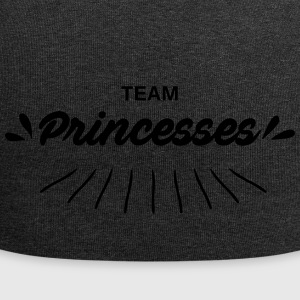 Team princesses - Bonnet en jersey