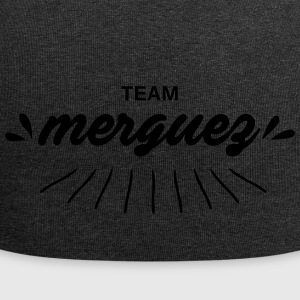 Team merguez - Bonnet en jersey