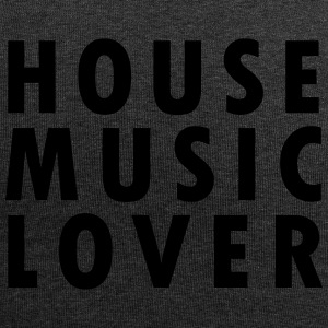 House Music Lover - Beanie in jersey