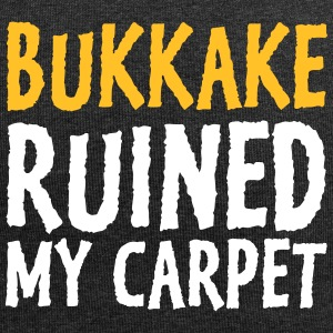 Bukkake Has Ruined My Carpet! - Jersey Beanie