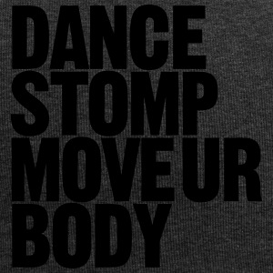 Dance Stomp Move Ur Body - Jersey Beanie