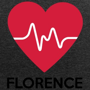 heart Florence - Jersey Beanie