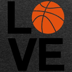 basketball_love - Beanie in jersey