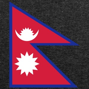 National Flag Of Nepal - Jersey Beanie