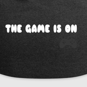 THE GAME IS ON T-SHIRT - Jersey Beanie