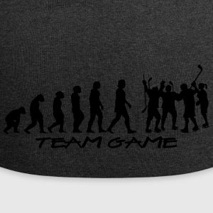 team_game - Jersey Beanie